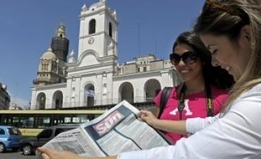 El arribo de turistas extranjeros subió casi cuatro por ciento en octubre