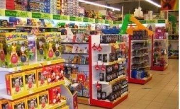 Las ventas navideñas subieron menos de uno por ciento interanual