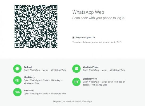 WhatsApp oficializó su versión para computadoras