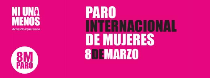 Ni Una Menos prepara una huelga internacional para el 8 de marzo