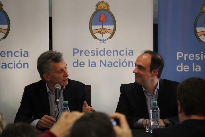 Mauricio Macri y José Corral se reunirán para analizar la estrategia electoral 2017