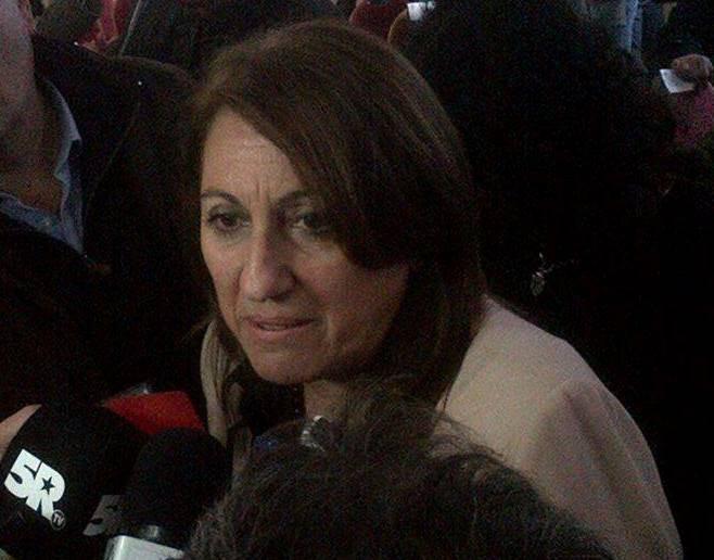 Mónica Fein reclamó formalmente al gobierno nacional la inamovilidad del feriado del 20 de junio