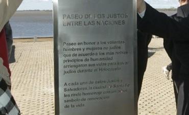 El acto nacional por las víctimas del Holocausto se realiza en la ciudad de Santa Fe