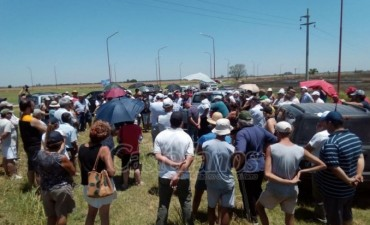 Autoconvocados del departamento Castellanos piden una reunión con el ministro Garibay