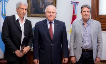 Juan Carlos Bertoni es el nuevo secretario de Recursos Hídricos