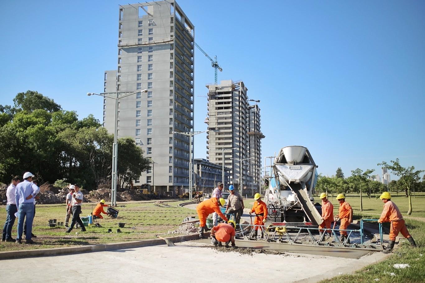 El sorteo de las primeras viviendas del ProCrear del Parque Federal se realiza la semana próxima