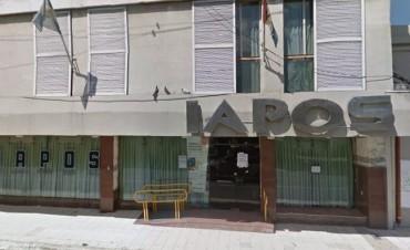 El Iapos atiende al público hasta este miércoles en su sede de calle Rivadavia