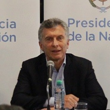 Mauricio Macri anunció la reducción del 25 por ciento en la estructura del Estado