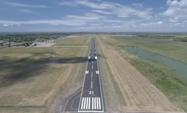 El aeropuerto de Sauce Viejo reabre sus puertas este jueves