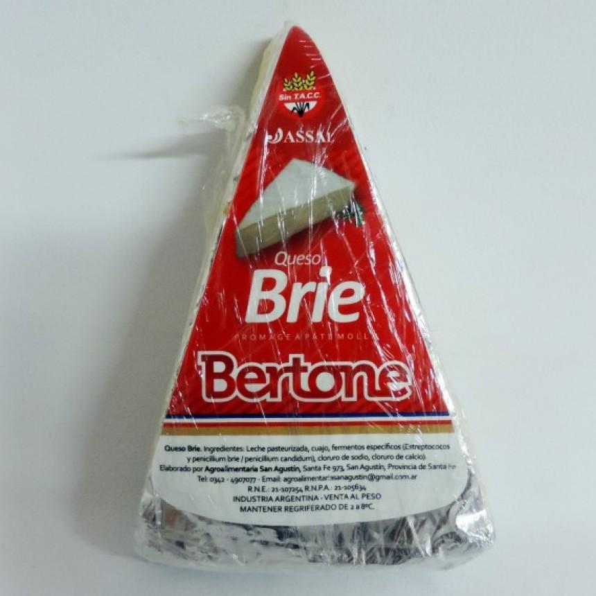 La Assal prohibió quesos marca Bertone