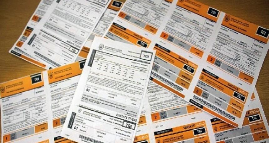 El pago anual anticipado de la Tasa General de Inmuebles vence esta semana