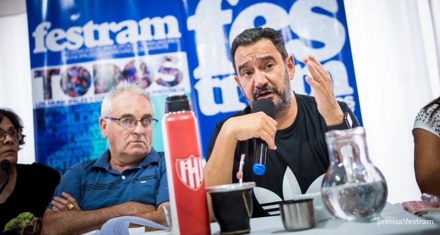 Festram solicita la aplicación de la ley de Regularización Impositiva