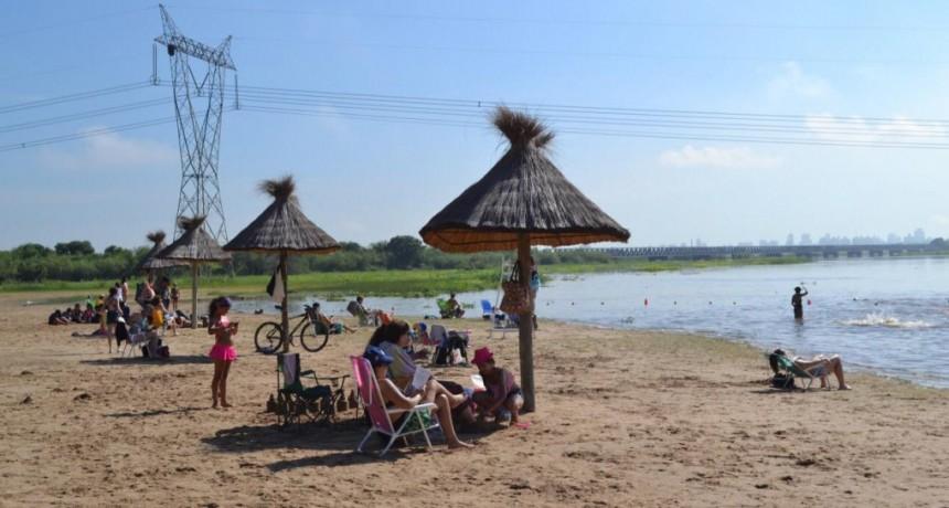 El Gobierno santotomesino inhabilitó el balneario municipal