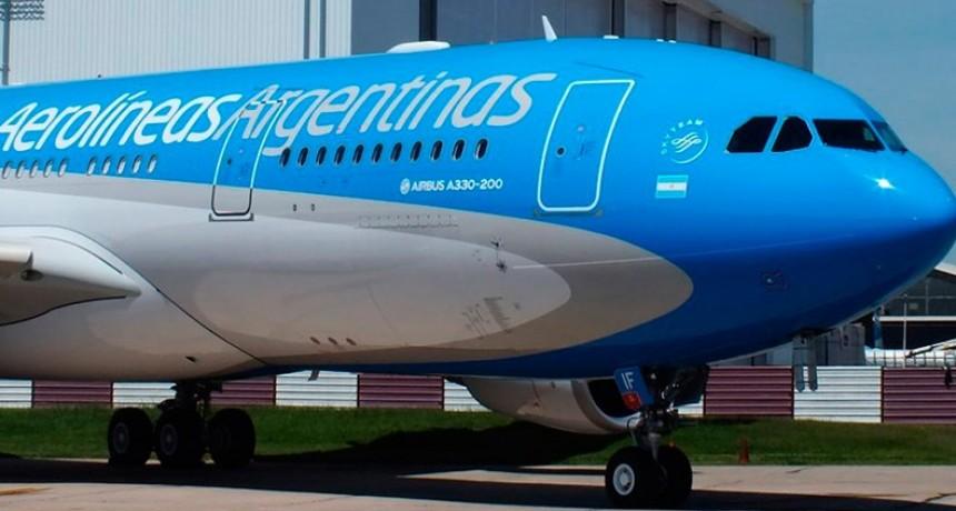 Nuevas tarifas en Aerolíneas Argentinas para competir con las low cost