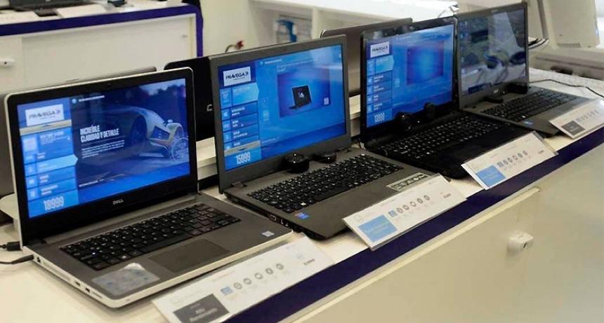 La venta de electrodomésticos retrocedió 12 por ciento interanual en 2018