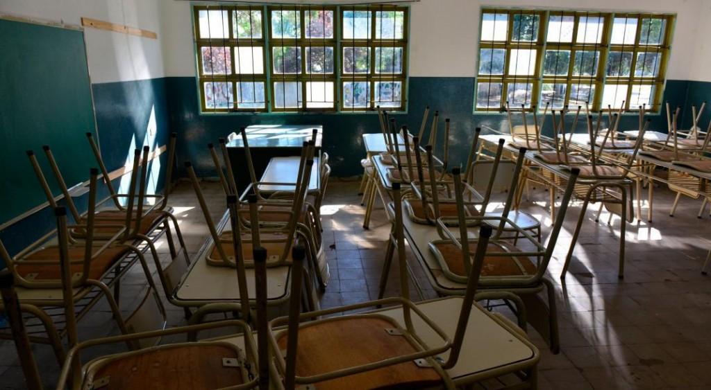 Los docentes solicitan retomar el diálogo con el gobierno para la vuelta a la presencialidad