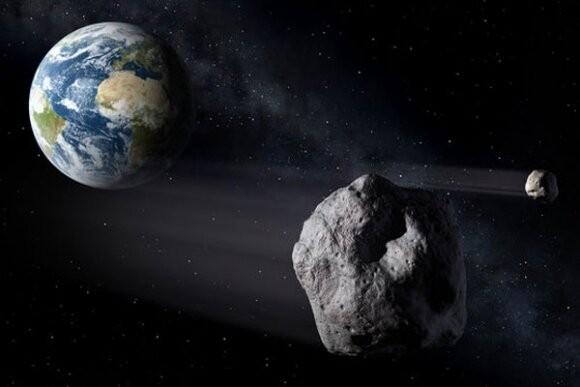 Un asteroide podría impactar contra la Tierra en 2022