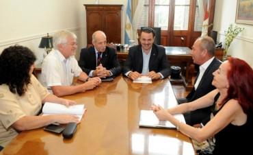 La negociación paritaria con gremios de agentes estatales seguirá la semana próxima
