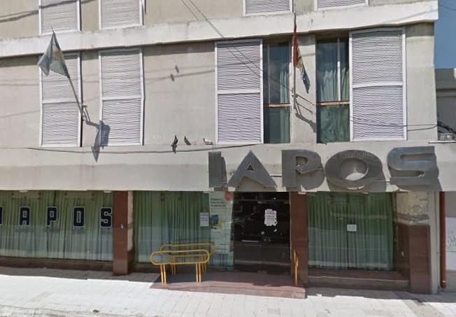 Empleados manifiestan su preocupación por la situación edilicia de IAPOS