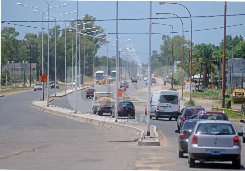 La obra de la Ruta 1 finalizaría en 2018