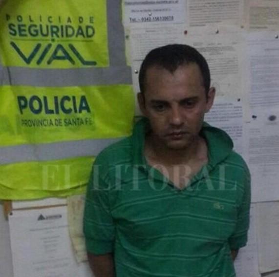 La policía capturó al narco paraguayo fugado de la Alcaidía de Vera
