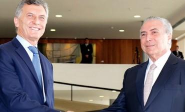 Macri abogó por dar un impulso histórico al Mercosur