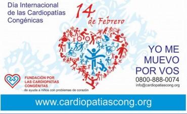 Santafesinos convocan a movilizarse por las cardiopatías congénitas