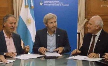 Córdoba y Santa Fe acordaron obras en canales para mitigar inundaciones en la provincia