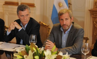 Mauricio Macri inaugura obras en San Luis