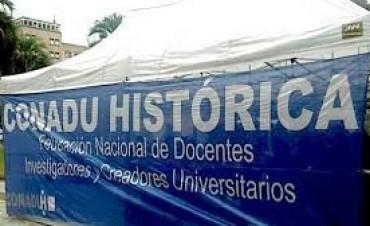 Conadu Histórica parará los días 6 y 7 de marzo