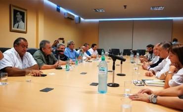 El Partido Socialista adhirió a la movilización de la CGT del 7 de marzo