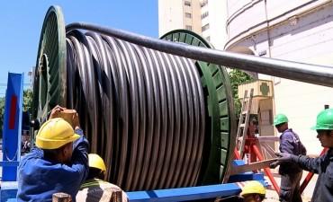 La provincia marcó un nuevo récord histórico de demanda de energía eléctrica