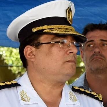 Marcelo Villanúa asumió como nuevo jefe de Policía de la Provincia