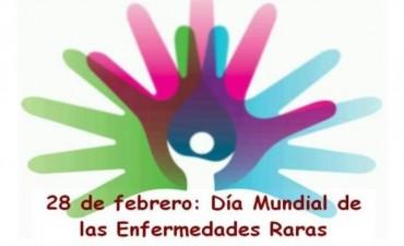 Acto programado para el miércoles por el Día mundial de las Enfermedades Raras