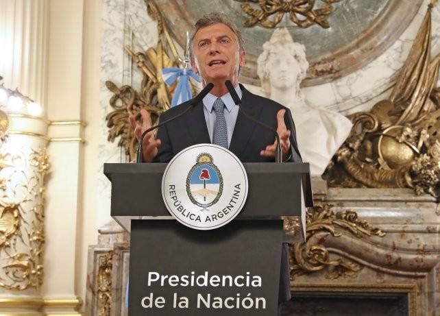 Mauricio Macri encabezará el viernes la apertura de sesiones ordinarias del Congreso