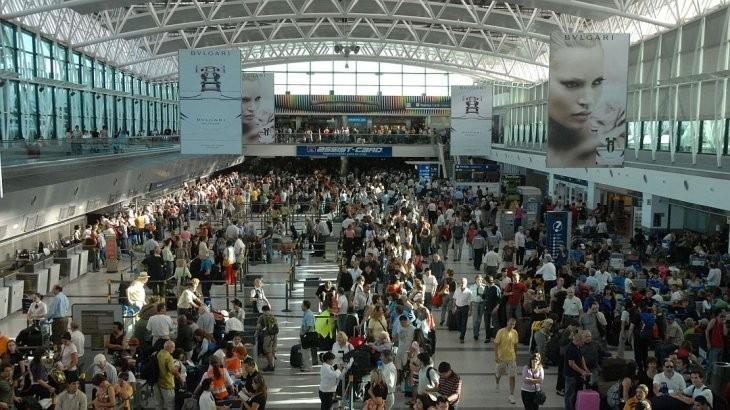 El ingreso de turistas extranjeros al interior vía aérea subió 41 por ciento
