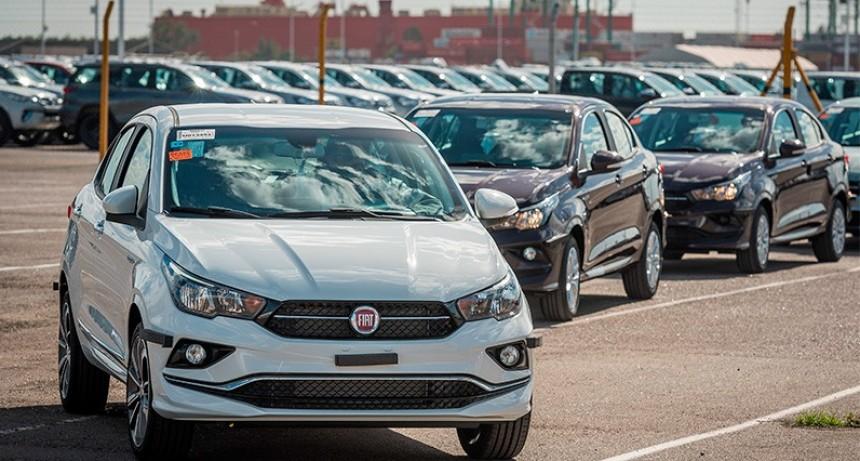 El patentamiento de automóviles cayó 50 % interanual en enero