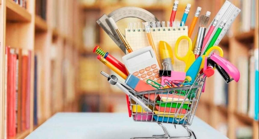 La canasta escolar sería 42 por ciento más cara