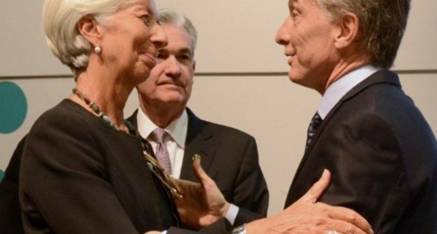El lunes llegará una nueva misión del FMI
