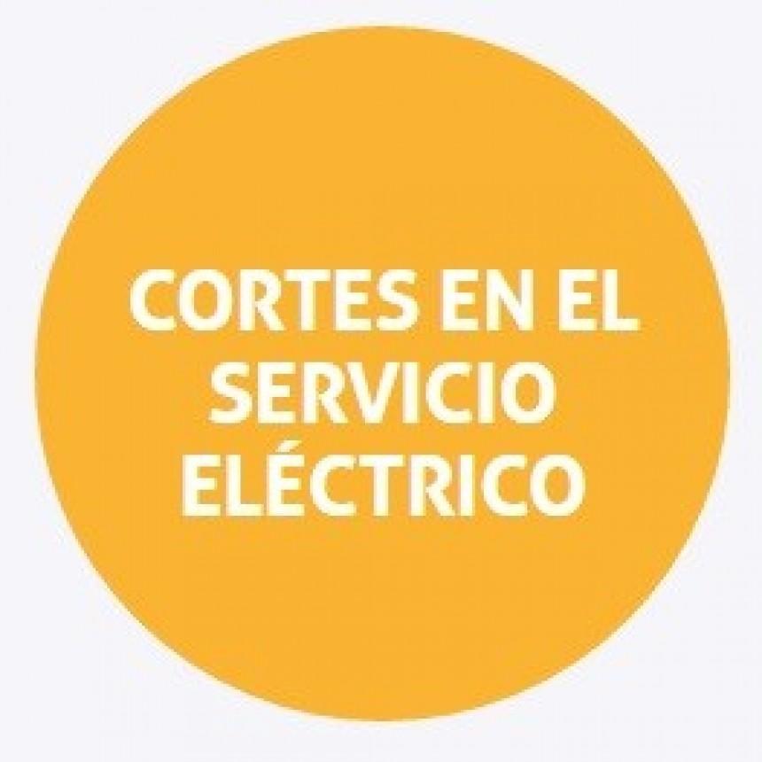 Corte de energía programado para el viernes en Santa Fe
