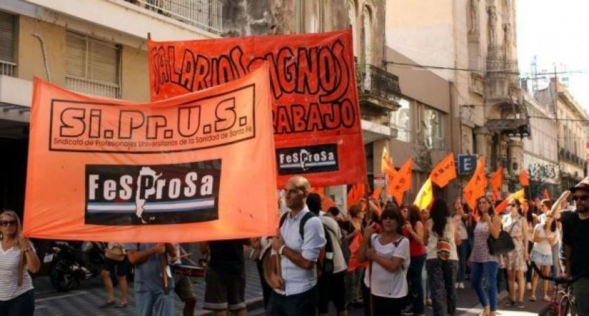 Siprus pidió 35 por ciento de aumento salarial y cláusula gatillo