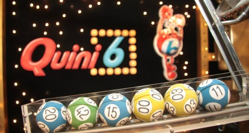 El Quini 6 sorteará 157 millones de pesos el domingo