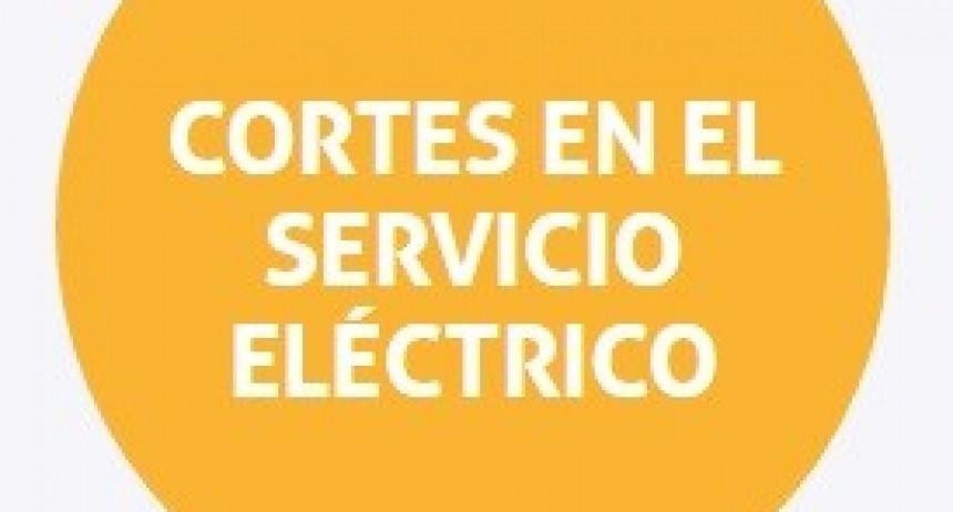 Corte de energía programado para este lunes en Santa Fe