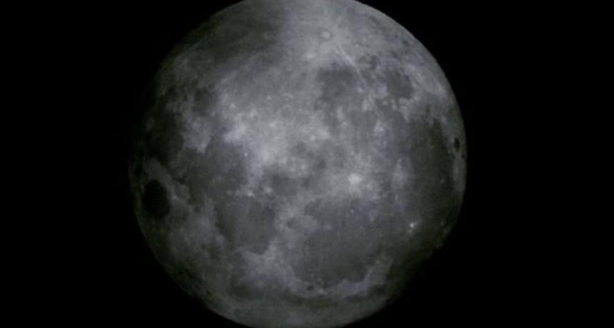 Nueva Superluna podrá observarse en la madrugada del martes