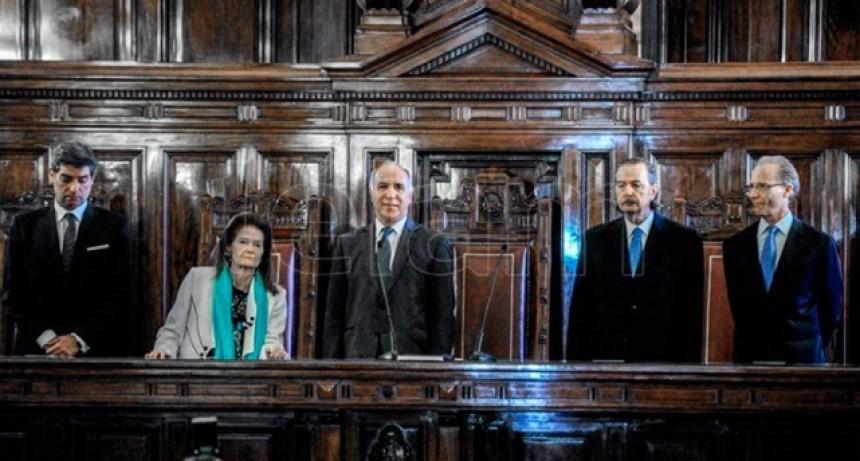 La Corte ordenó restituir 15 mil millones de pesos a San Luis