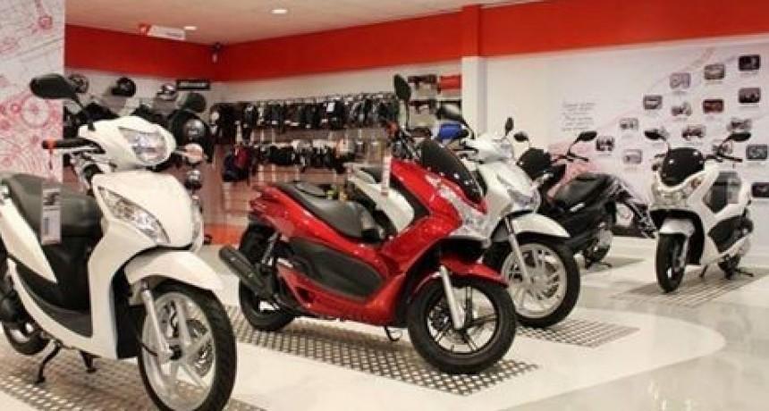 El mercado de motos usadas creció 10 por ciento interanual el mes pasado