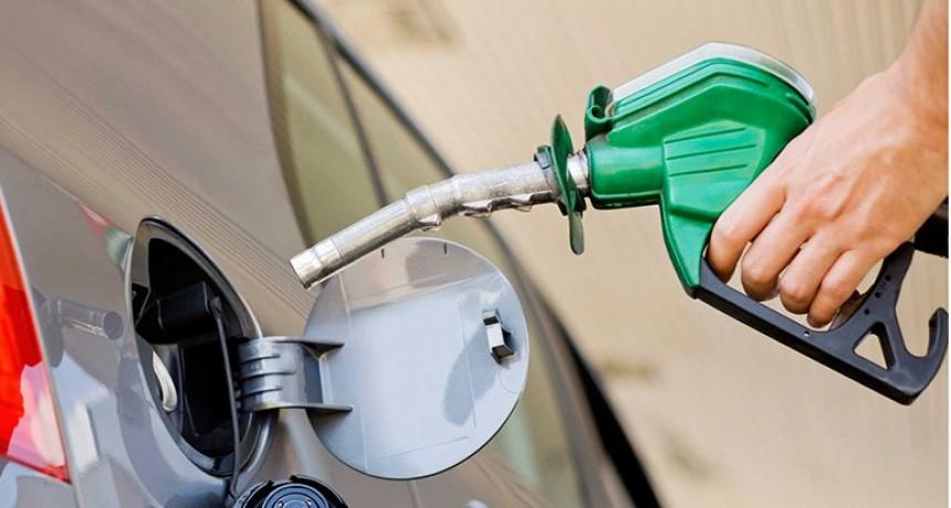 La venta de combustibles cayó 3,5 por ciento en enero