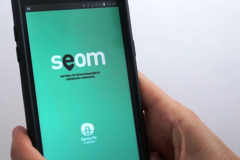 SEOM actualiza la aplicación del celular
