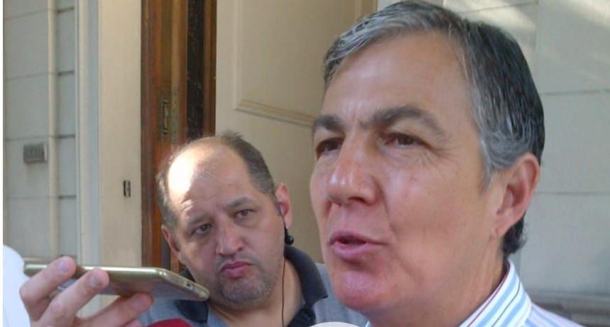 Obras públicas paralizadas en la provincia
