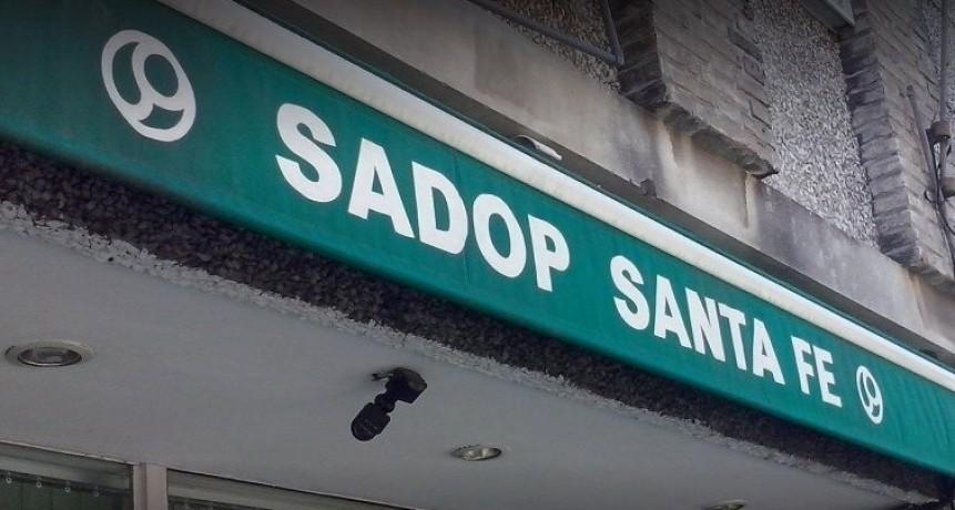 SADOP: Mañana será la reunión para definir la paritaria